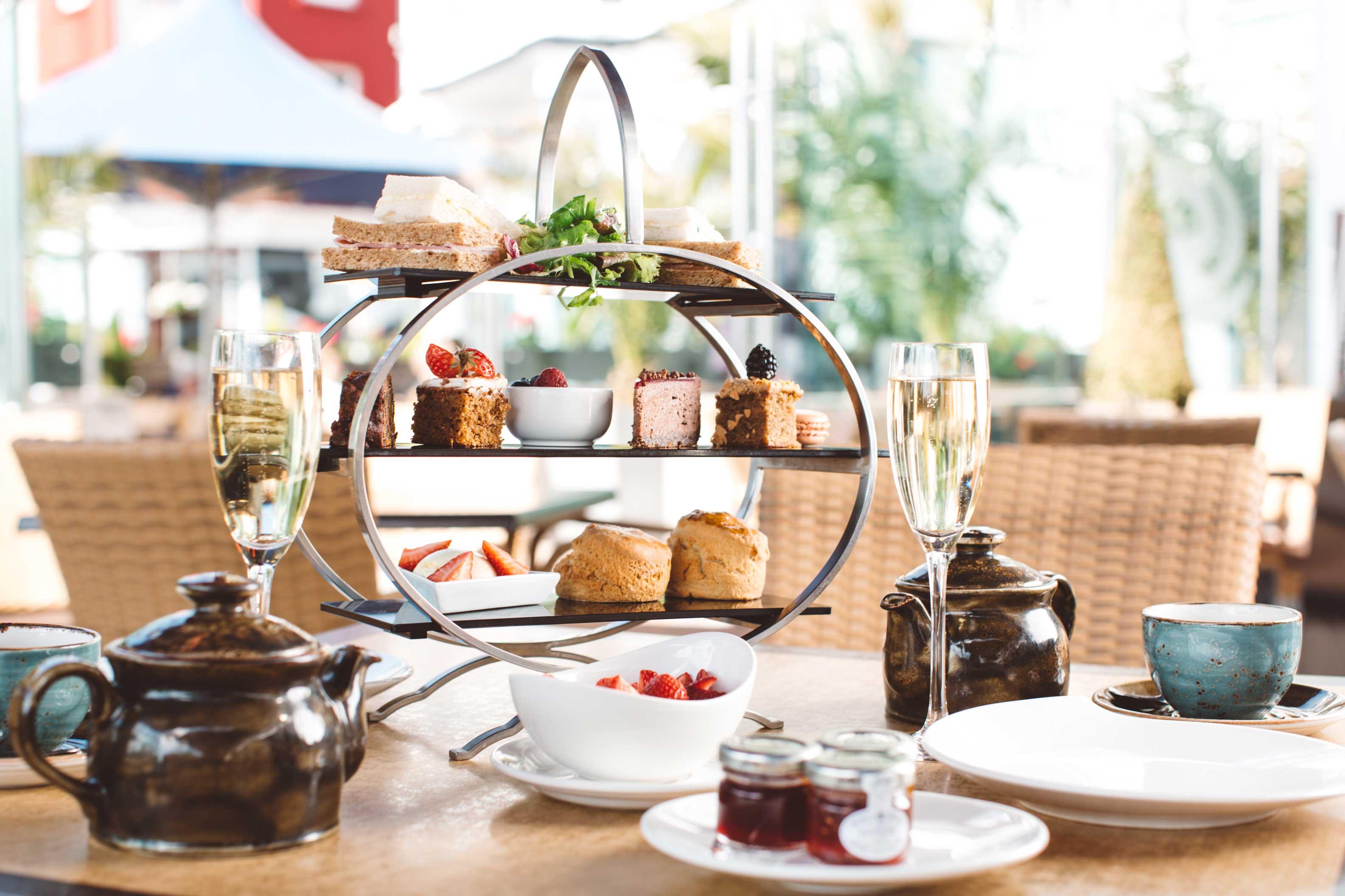 Afternoon Tea Cafe Zephyr